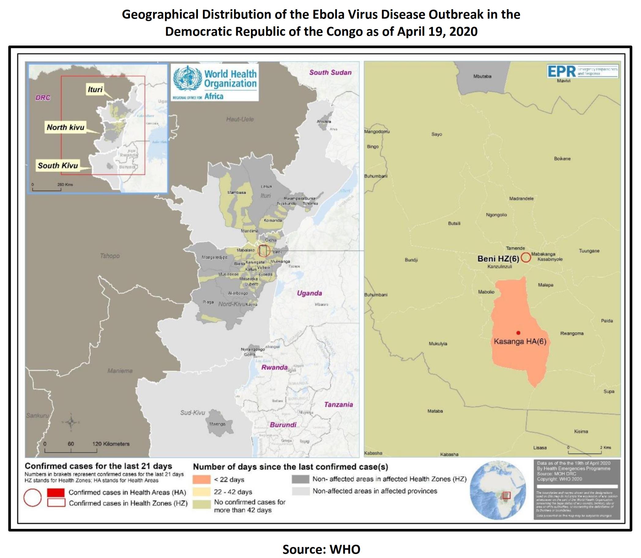 Ebola Virus Disease Outbreak