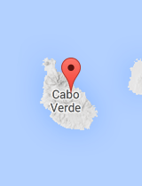 General map of Cabo Verde
