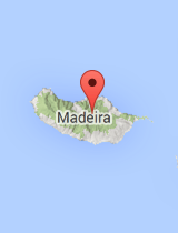 General map of Madeira