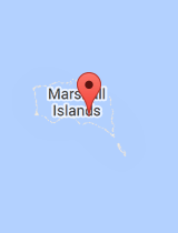 General map of Marshall Islands