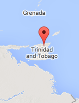 General map of Trinidad and Tobago