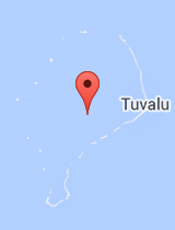 General map of Tuvalu